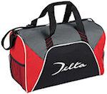 Color Panel Sport Duffel Bags